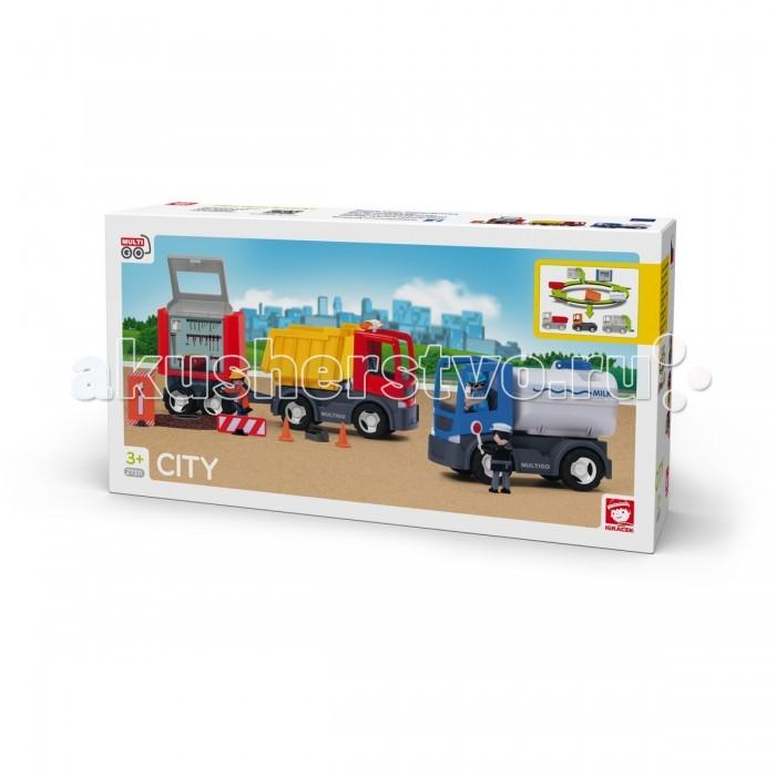 Multigo Большой набор Город