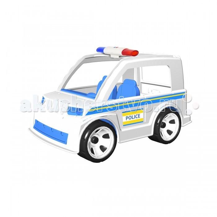 Multigo Полицейская машина с полицейскимПолицейская машина с полицейскимMultigo Полицейская машина с полицейским. Посадите полицейского в машину и прокатите его по комнате, тратуару или песку! Двери открываются.   Размер машины: 19 x 11 x 11 cm.   Фигурка полицейского включена в набор.<br>