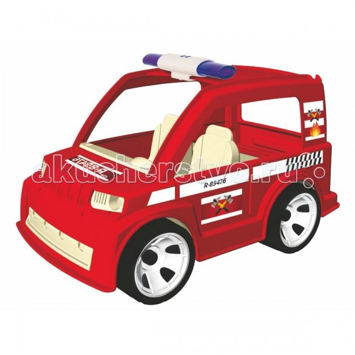 Multigo Пожарная машина с пожарнымПожарная машина с пожарнымMultigo Пожарная машина с пожарным. Идеальная машина для быстрого реагирования! Задняя дверь открывается.   Размер машины: 19 x 11 x 11 cm  Фигурка полицейского включена в набор.<br>