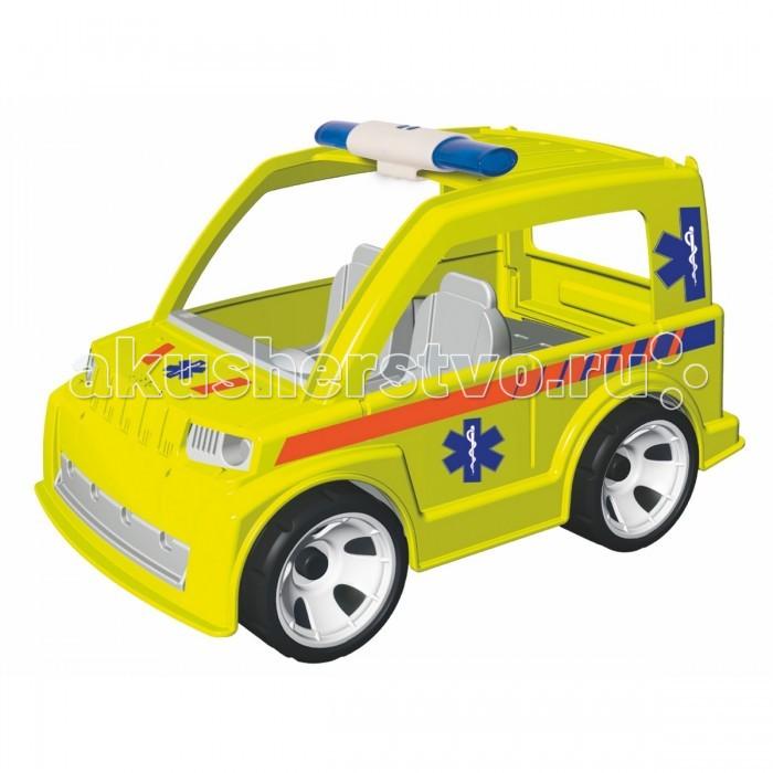 Multigo Машина скорой помощи и фельдшерМашина скорой помощи и фельдшерMultigo Машина скорой помощи и фельдшер. Быстрей на вызов: оказать первую помощь и отвести в больницу! Машина скорой помощи для быстрого реагирования.   Фигурка фельдшера включена в набор.<br>