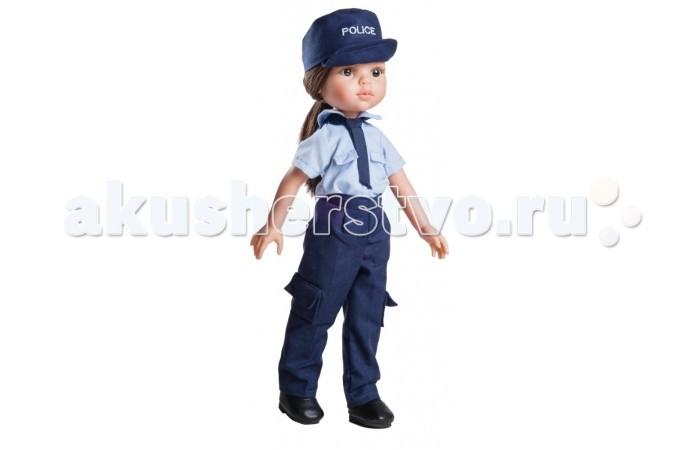 Paola Reina Кукла Кэрол полицейский 32 см