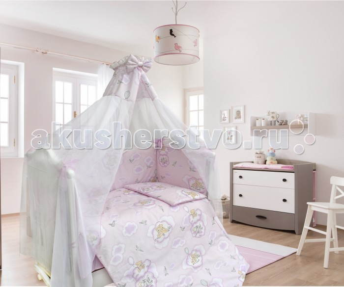 Бампер для кроватки Bombus Сладкий сон