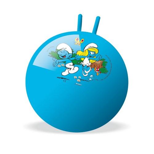 Мячи и прыгуны Mondo Мяч-попрыгунчик Смурфы 50 см