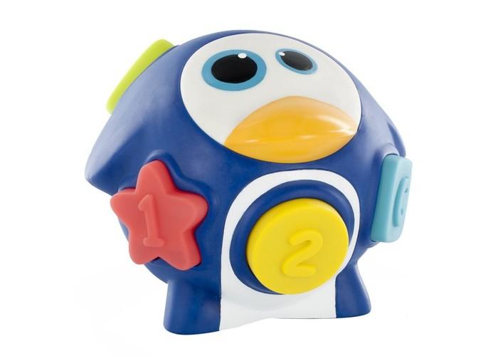 Сортер Babymoov ПингвинПингвинИгрушка для купания Пингвин Babymoov - это игрушка - сортер для ванной Пингвин. Во время игры ребенок изучает цвета, формы, цифры и буквы. Может использоваться как в ванной, так и в комнате.  Размер: 20 х 17.5 см<br>