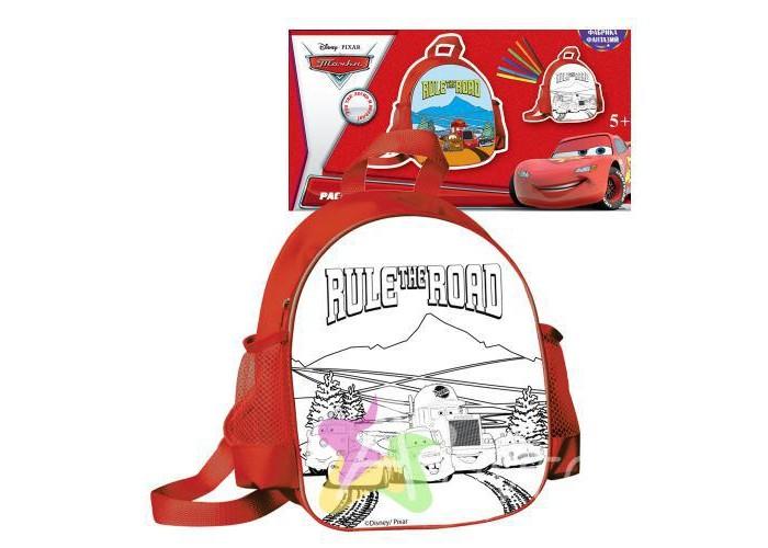 Disney Набор для раскрашивания рюкзака Pixar Тачки