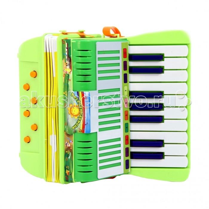 Музыкальная игрушка Veld CO Аккордеон 24635