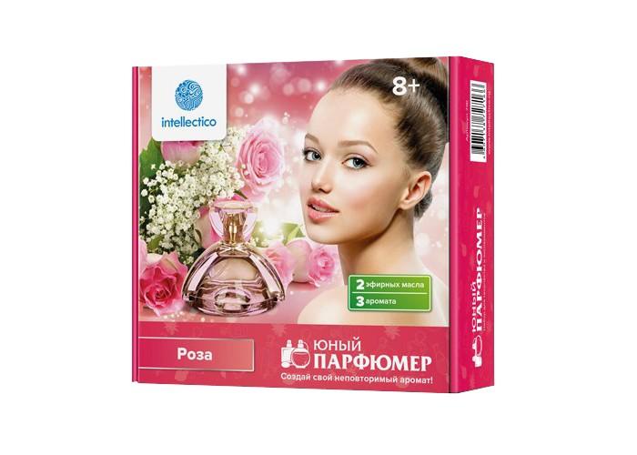 Intellectico Набор Юный парфюмер мини Роза