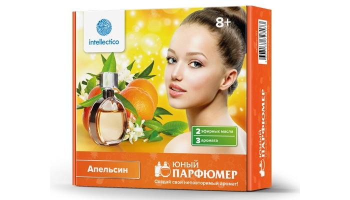 Intellectico Юный парфюмер мини Апельсин