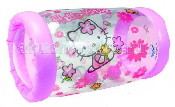 Развивающие игрушки Simba Надувной ролик Hello Kitty