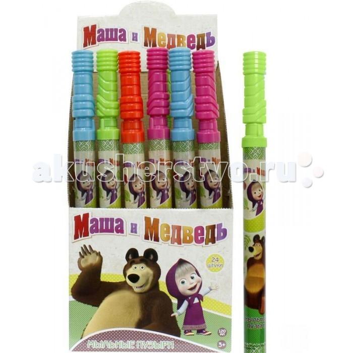 1 Toy Мыльные пузыри Маша и Медведь колба