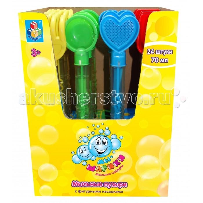 1 Toy Мыльные пузыри Мы-шарики! Т58678