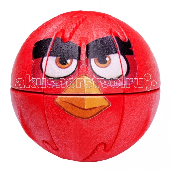 ������� �������� ���� Angry Birds Red