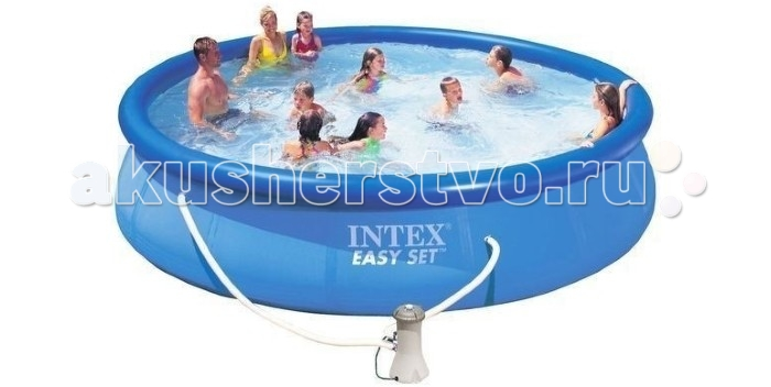 ������� Intex Easy Set 457�84 �� � �������� � ������������