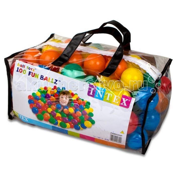 Intex Мячики для сухого бассейна 100 шт. от Акушерство