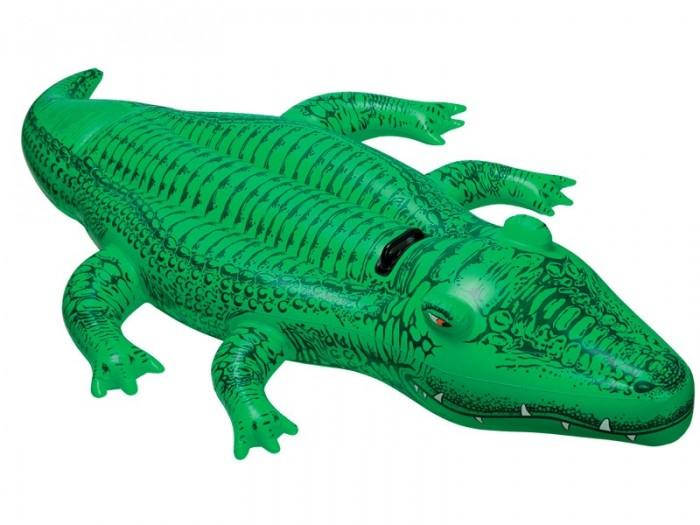Intex Каталка Крокодил большой