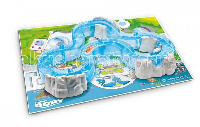 Интерактивная игрушка Robofish Dory Роборыбка Немо и набор с треком