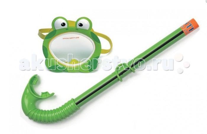 Intex Набор для плавания Лягушка