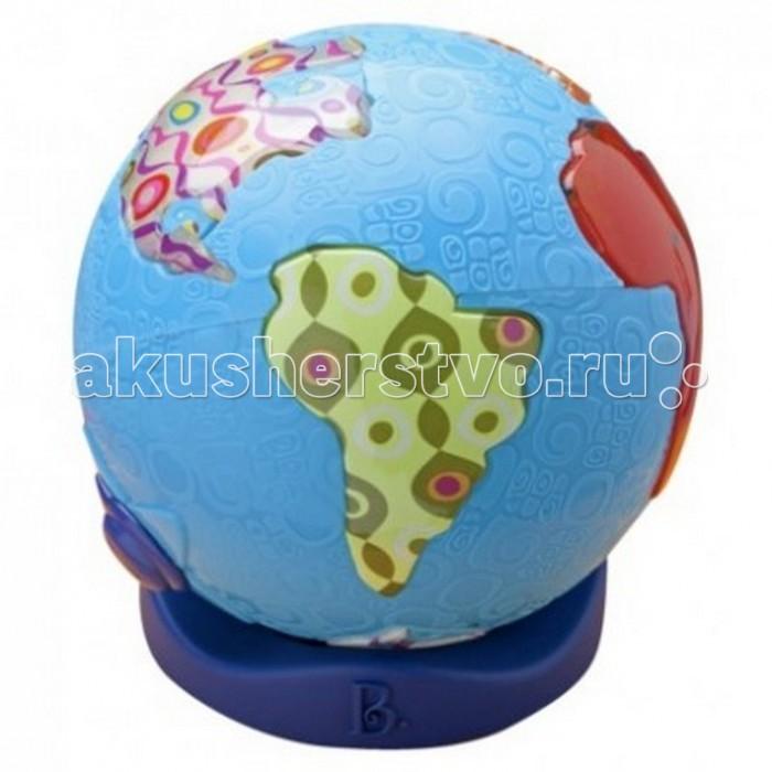 Интерактивная игрушка Battat Игрушка Светящийся глобус