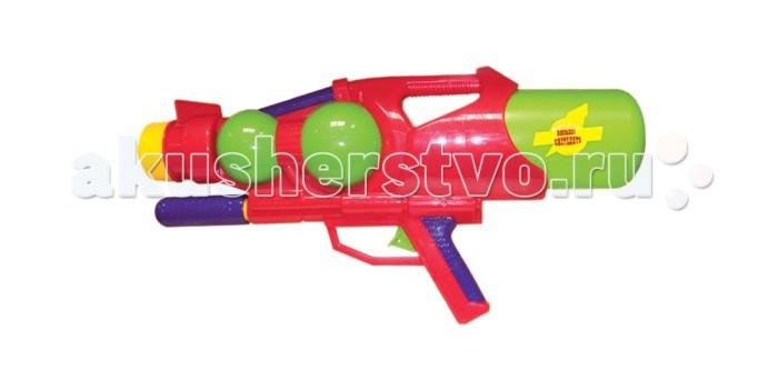 Тилибом Водный пистолет с помпой 35.5х19х6.5 см