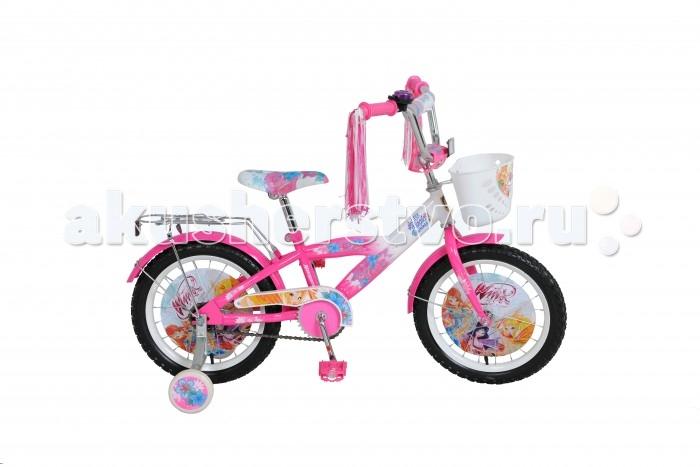 Велосипед двухколесный Navigator Winx 16 T1Winx 16 T1Велосипед Navigator Winx 16 T1 - это хорошо собранный и надёжный велосипед для ребёнка.   Особенности: Тип: детский Материал рамы: сталь Амортизация: отсутствует Конструкция вилки: жесткая Конструкция рулевой колонки: неинтегрированная, резьбовая Диаметр колес: 16 дюймов Материал обода: алюминиевый сплав Двойной обод: нет Материал бортировочного шнура: металл Возможность крепления боковых колес: есть Боковые колеса в комплекте: есть Тип переднего тормоза: отсутствует Тип заднего тормоза: ножной Уровень заднего тормоза: начальный Количество скоростей: 1 Уровень каретки: начальный Конструкция каретки: неинтегрированная Тип посадочной части вала каретки: квадрат Количество звезд в кассете: 1 Количество звезд системы: 1 Конструкция педалей: платформы Конструкция руля: изогнутый Настройка положения руля: регулируемый подъем Комплектация: багажник, крылья Материал рамки седла: сталь Комфорт: защита цепи<br>
