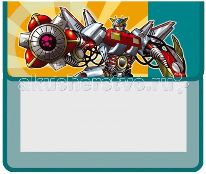 Оникс Папка для тетрадей Робот А5