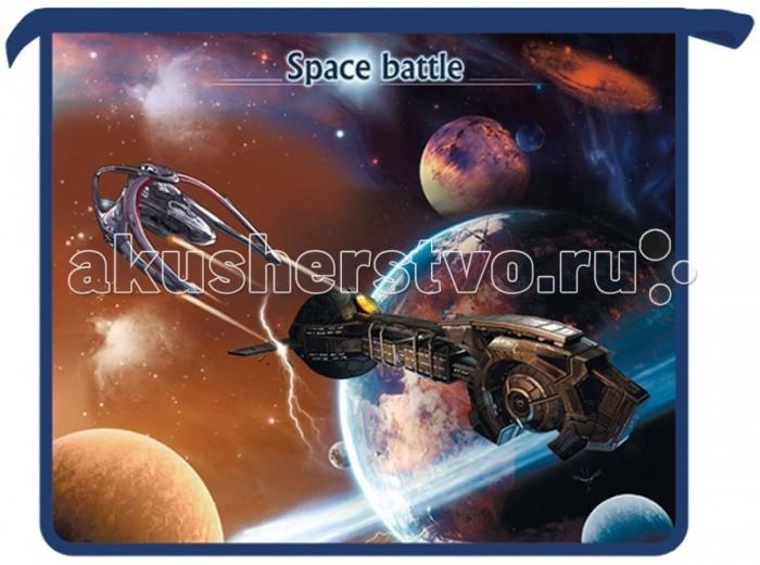 Оникс Папка для тетрадей Космическая атака А5