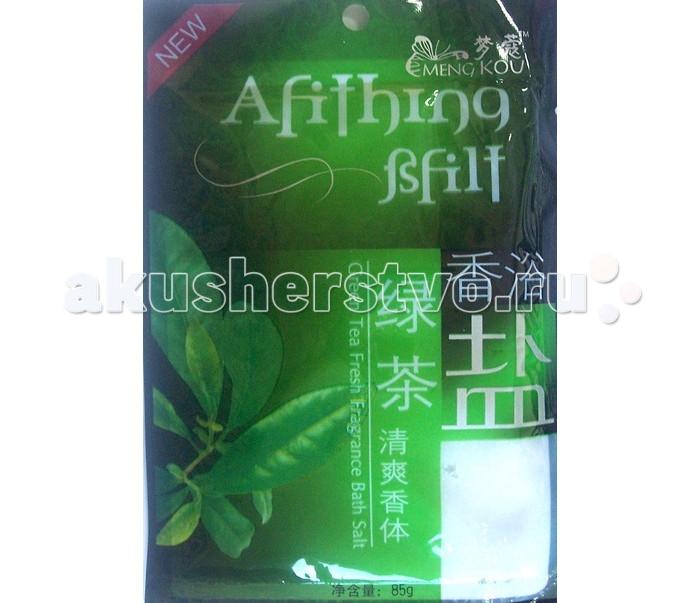 Gainly Соль для тела SPA Зеленый чай 85 гСоль для тела SPA Зеленый чай 85 гGainly Соль для тела SPA Зеленый чай 85 г  Эффективно очищает кожу от отмерших клеток и загрязнений. Эфирное масло зеленого чая оказывает противовоспалительное и антибактериальное действие, увлажняет кожу, обладает антиоксидантным эффектом. Экстракт листьев мяты великолепно освежает и тонизирует кожу.  Состав: морская соль, витамины, экстракт зеленого чая, биофлавоноиды, экстракт листьев мяты, увлажняющие компоненты.<br>