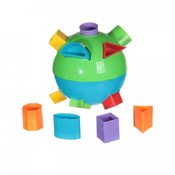 Сортер Fun Time Мяч 305Мяч 305Сортер Fun Time Мяч 305. Сортер незаменим для развития пространственного и логического мышления ребенка. Помимо этого, развивается внимание, моторика, сенсорику.   Малыш учиться отличать формы, размеры и цвета предметов.<br>