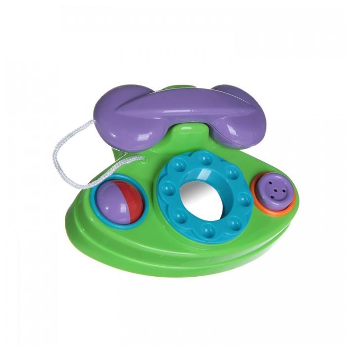 Развивающая игрушка Fun Time Телефон 5048Телефон 5048Развивающая игрушка Fun Time Телефон 5048. Яркие цвета этой игрушки не оставят равнодушным малыша. Теперь можно не беспокоиться за сохранность вашего настоящего телефона, ведь у ребенка есть свой собственный. По нему можно звонить по всем важным вопросам, а также развивать моторику и сенсорику.<br>