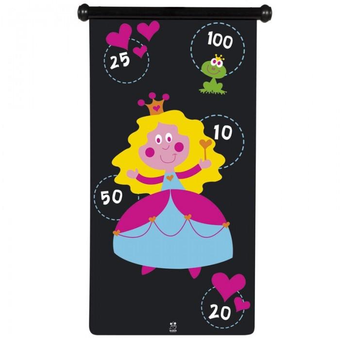 Scratch   Дартс ПринцессаДартс Принцессаstrong>Scratch Дартс Принцесса.  Дартс Принцесса для девочек состоит из магнитных дротиков и из красивой двухсторонней картинки. Детский дартс замечательный и оригинальный подарок вашему ребенку.<br>