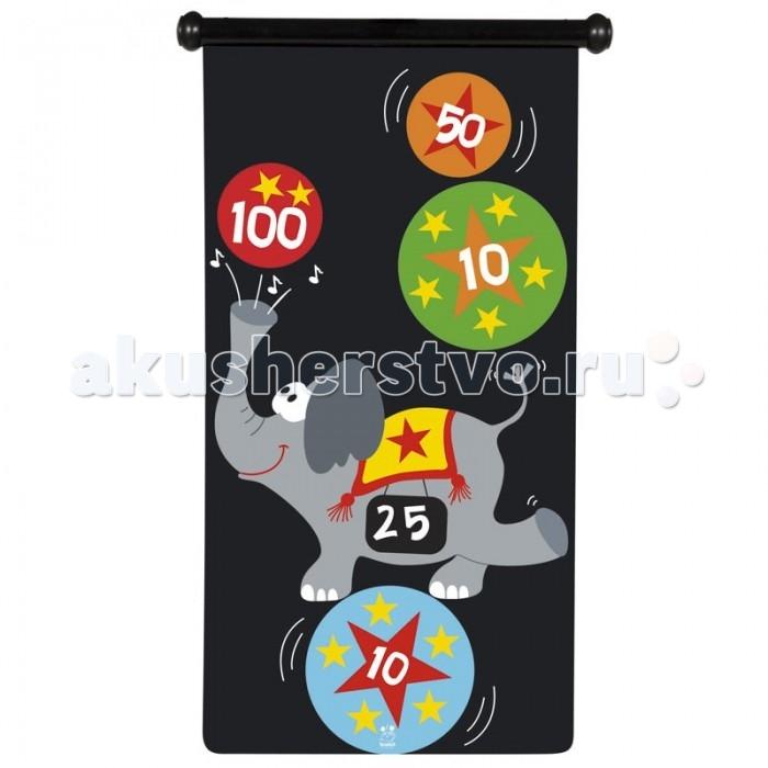 Scratch   Дартс ЦиркДартс Циркstrong>Scratch Дартс Цирк.  Дартс Цирк состоит из 6-ти магнитных дротиков и яркой двухсторонней картинки. Кидать дротики в мишень понравится любому ребенку.<br>