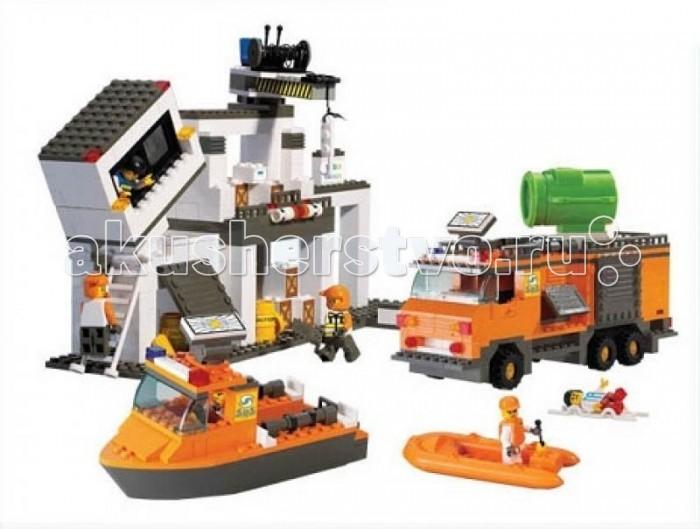 Конструктор Sluban BOX SRS Rescue Team Порт M38-B0106R (543 элемента)BOX SRS Rescue Team Порт M38-B0106R (543 элемента)Конструктор Sluban BOX SRS Rescue Team Порт M38-B0106R (543 элемента). Сборная модель, состоящая из 214 деталей, которая станет не только занимательным развлечением для ребенка, но и окажет помощь в развитии таких необходимых навыков, как усидчивость, терпение и сосредоточенность.  Красочные детали для сборки без особого труда скрепляются между собой, прочно держатся и которые можно собирать и разбирать многократно.   Конструктор познакомит ребенка с определениями цвета и формы, даст начальные представления о конструировании, а также научит понимать различие между не подходит и подходит.<br>