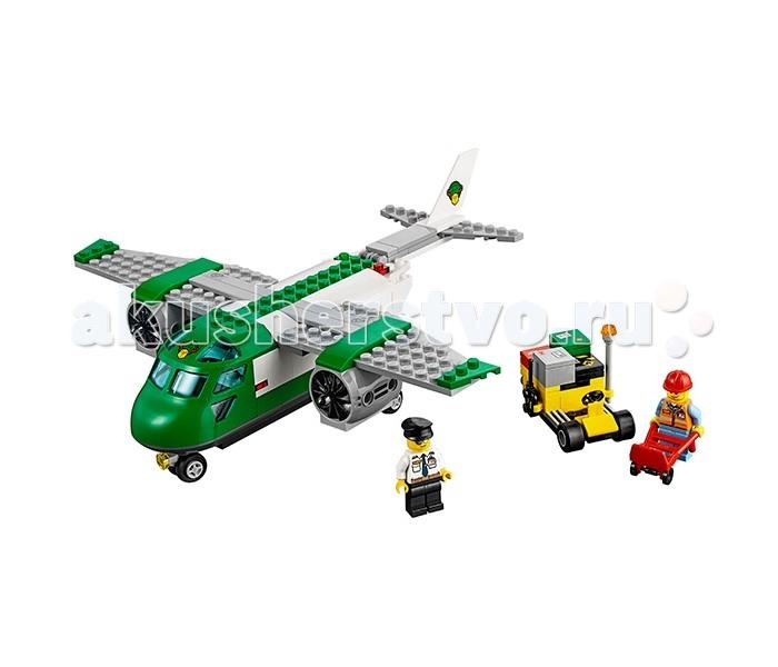 Конструктор Lego Город Грузовой самолёт