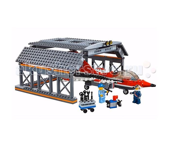 Конструктор Lego Город Авиашоу