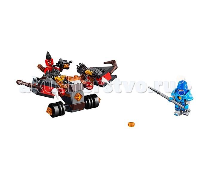 Конструктор Lego Nexo Knights Нексо Шаровая ракета