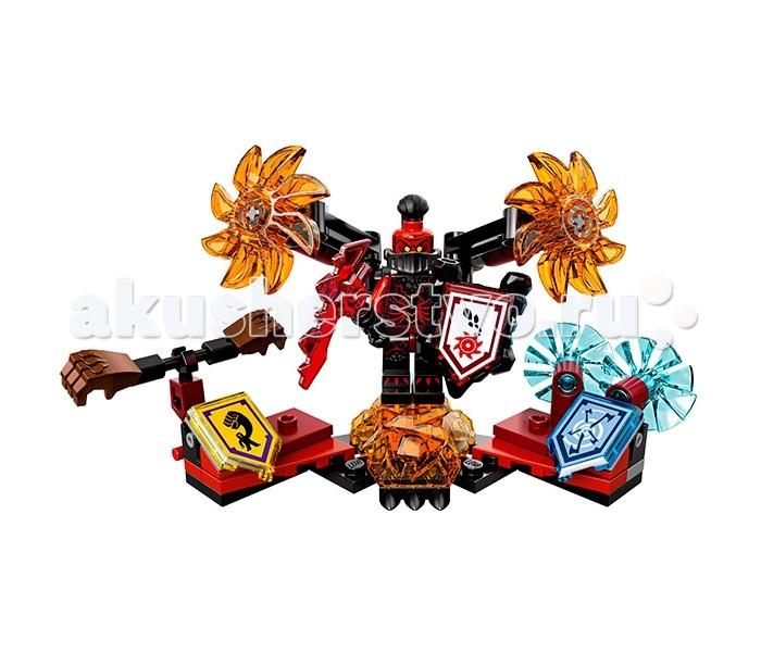 Конструктор Lego Нексо Генерал Магмар Абсолютная сила