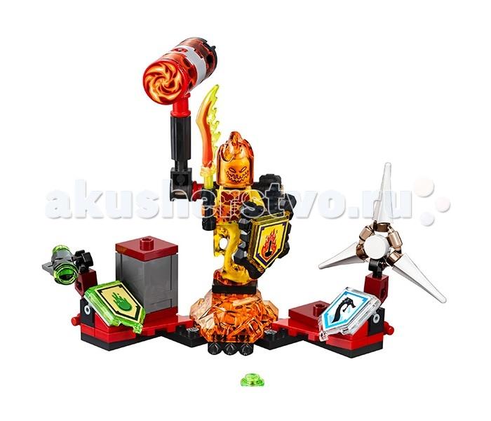 Конструктор Lego Нексо Флама Абсолютная сила