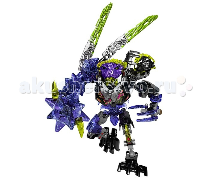 Конструктор Lego Биониклы Монстр Землетрясений