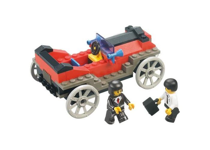 Конструктор Sluban BOX Ретро автомобиль M38-B0229R (95 элементов)BOX Ретро автомобиль M38-B0229R (95 элементов)Конструктор Sluban BOX Ретро автомобиль M38-B0229R (95 элементов). Сборная модель, состоящая из 95 деталей, которая станет не только занимательным развлечением для ребенка, но и окажет помощь в развитии таких необходимых навыков, как усидчивость, терпение и сосредоточенность.  Красочные детали для сборки без особого труда скрепляются между собой, прочно держатся и которые можно собирать и разбирать многократно.   Конструктор познакомит ребенка с определениями цвета и формы, даст начальные представления о конструировании, а также научит понимать различие между не подходит и подходит.<br>