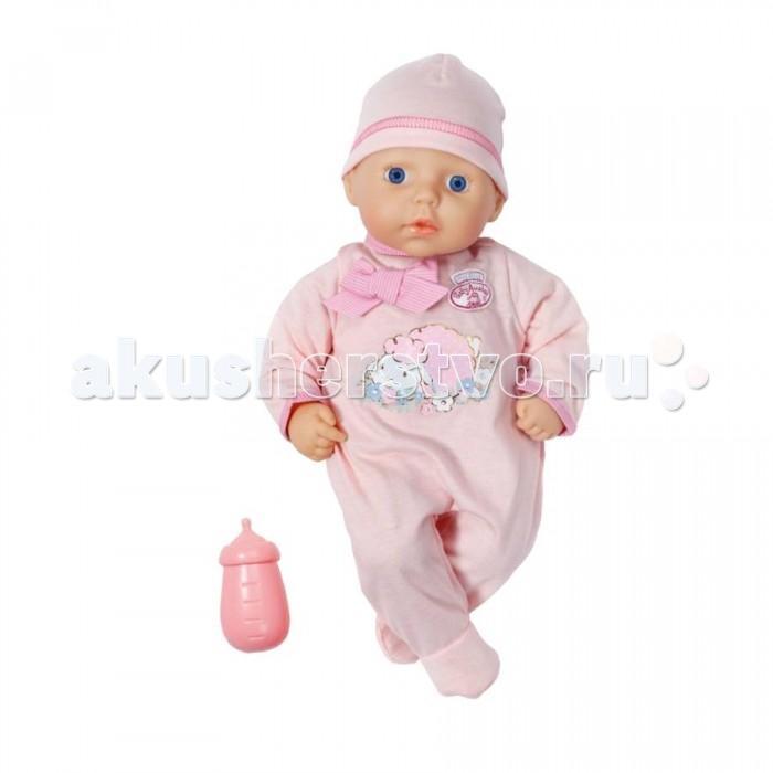 Zapf Creation my first Baby Annabell Кукла с бутылочкой 36 см