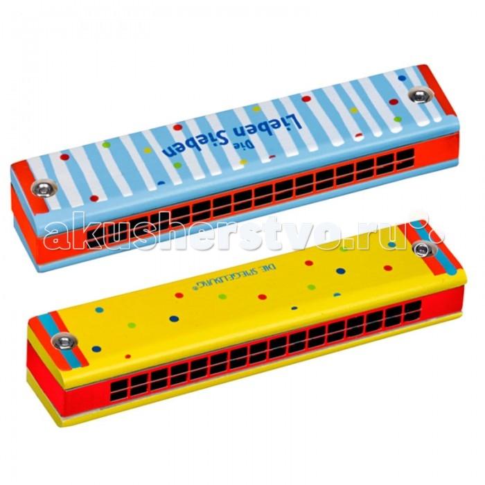 Музыкальная игрушка Spiegelburg Губная гармошка Die Lieben Sieben