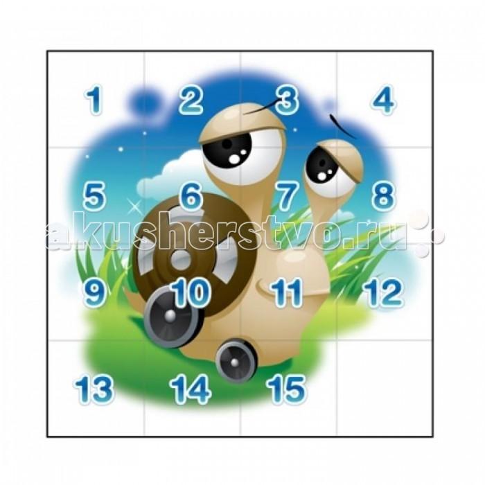 Нордпласт Игра логическая Собирашки УлиткаИгра логическая Собирашки УлиткаНордпласт Игра логическая Собирашки Улитка 860  Логическая игра «Собирашки - Улитка — нужно собрать крупное изображение улитки, передвигая карточки с цифрами, расставляя их в правильной последовательности. Также можно выстроить цифры опираясь на картинку, и собрать ее как пазл. В наборе 16 карточек, 15 из которых пронумерованы. Изображение улитки яркое и четкое.<br>
