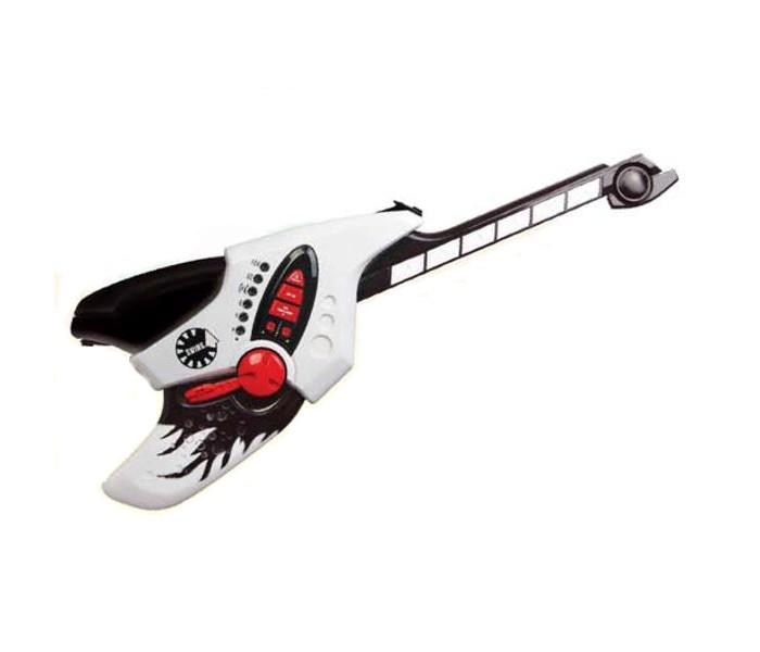 Музыкальная игрушка Potex Гитара Swing Guitar 818BГитара Swing Guitar 818BМузыкальная игрушка Potex Гитара Swing Guitar 818B. . Детство – самая лучшая пора, чтобы научиться играть на музыкальном инструменте, например на гитаре.   Игра на музыкальных инструментах оказывает воздействие на общее развитие: формируется эмоциональная сфера, совершенствуется мышление, ребенок делается чутким к красоте в искусстве и жизни.   Игра на детской гитаре обогащает музыкальные впечатления ребенка, развивает творческие способности и чувство ритма. Кроме того, игра на гитаре развивает волю, стремление к достижению цели, воображение.<br>