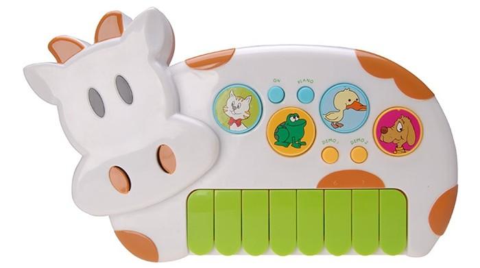 Музыкальная игрушка Potex Синтезатор Animal Farm 8 клавиш 686B