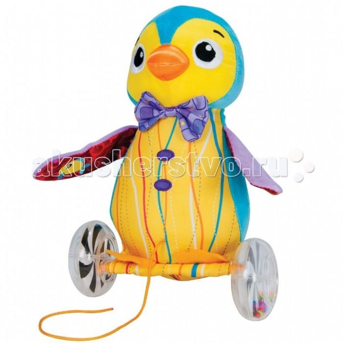 Каталка-игрушка Lamaze Пингвин Уолтер