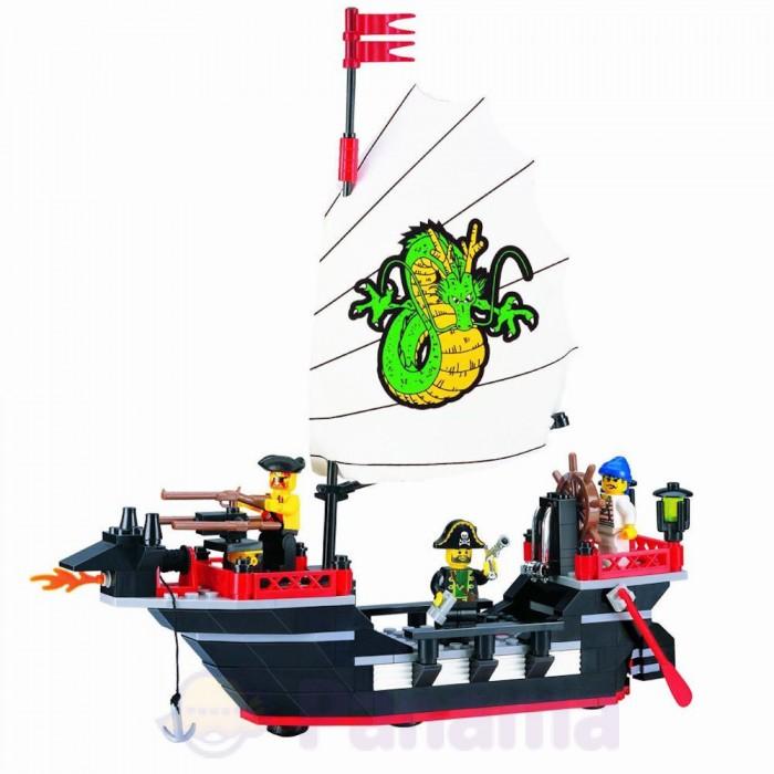 Конструктор Enlighten Brick Корабль 301 (211 элементов)Корабль 301 (211 элементов)Конструктор Enlighten Brick Корабль 301 (211 элементов). Дети любят все делать самостоятельно, так они познают мир, поэтому играть игрушкой, которую они собрали своими руками, особенно приятно. Яркие элементы придутся по вкусу вашему ребенку.   В наборе 211 деталей.  Конструкторы Brick (Брик), произведенные шанхайской компанией Enlighten, не уступают по качеству Lego и Mega Bloks Детали изготовлены из высококачественной пластмассы, надежно скрепляются между собой и не разваливаются сами по себе, но при необходимости разбираются без особого труда.<br>