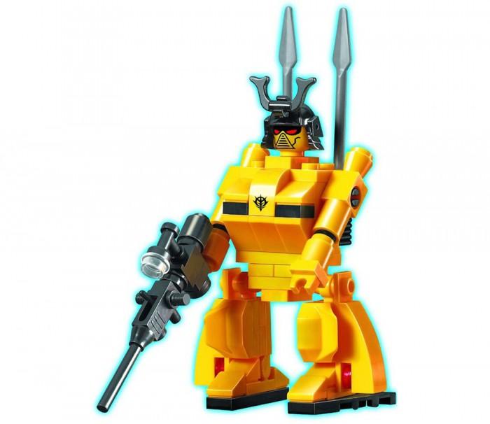 Конструктор Enlighten Brick Робот 131 (73 элемента)Робот 131 (73 элемента)Конструктор Enlighten Brick Робот 131 (73 элемента). Конструктор - отличная игрушка для детей любого возраста. Он учит быть усидчивым и концентрироваться на достижение цели, развивает пространственное и логическое мышление, дает ребенку возможность анализировать и проявить творческий подход.   Дети любят все делать самостоятельно, так они познают мир, поэтому играть игрушкой, которую они собрали своими руками, особенно приятно.   Яркие элементы придутся по вкусу вашему ребенку.  В наборе 73 детали.<br>