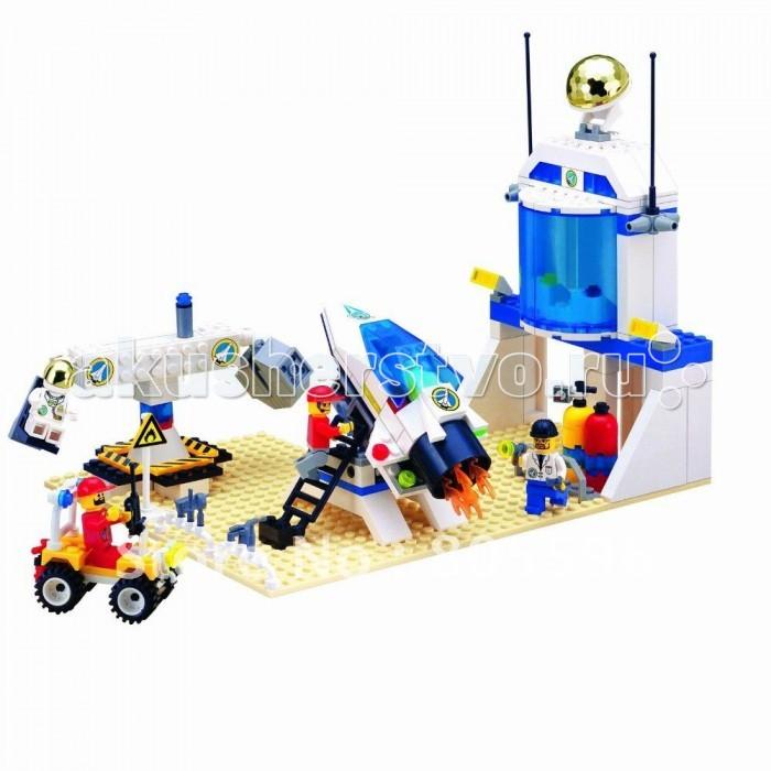Конструктор Enlighten Brick База для астронавтов 513 (292 элемента)База для астронавтов 513 (292 элемента)Конструктор Enlighten Brick База для астронавтов 513 (292 элемента). Конструктор - отличная игрушка для детей любого возраста. Он учит быть усидчивым и концентрироваться на достижение цели, развивает пространственное и логическое мышление, дает ребенку возможность анализировать и проявить творческий подход.   Дети любят все делать самостоятельно, так они познают мир, поэтому играть игрушкой, которую они собрали своими руками, особенно приятно.   Яркие элементы придутся по вкусу вашему ребенку.  Состоит из 292 деталей.<br>