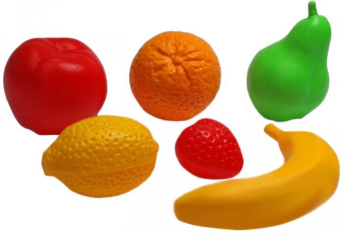 Нордпласт Набор Фрукты 6 предметов в сеткеНабор Фрукты 6 предметов в сеткеНордпласт Набор Фрукты 6 предметов в сетке 433  Набор «Фрукты» – это интересный, развивающий набор высокого качества. Интересный набор с яркими детализировано проработанными фруктами. Малыши в процессе игры с набором фруктов ознакомятся с разными фигурами и формами, узнают и научатся различать цвета. А детишки постарше могут использовать набор овощей в различных сюжетно – ролевых играх. Например, игра в домашнее хозяйство или в магазин и т.д. Набор абсолютно безвреден для ребенка, так как выполнен из прочной безопасной пластмассы. В комплекте: груша, яблоко, лимон, апельсин, банан, ягода клубники.<br>