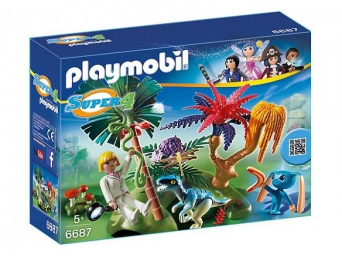 ����������� Playmobil �����4: ���������� ������ � ����� � ��������
